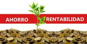 ahorro rentabilidad