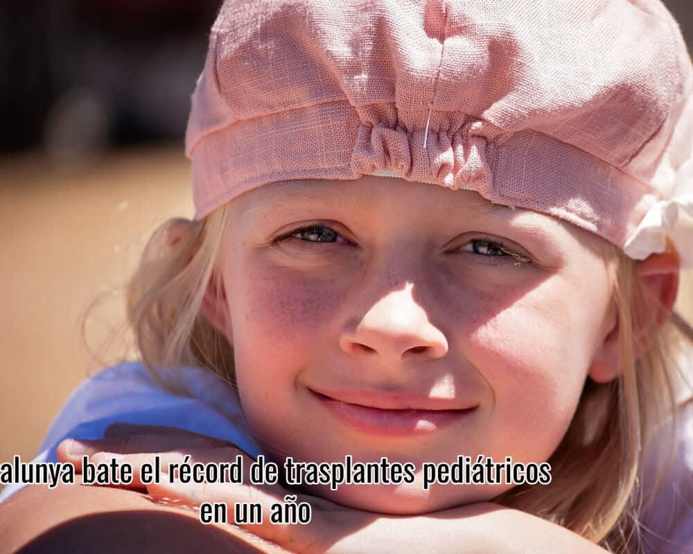 Catalunya, líder trasplantes de órganos para niños