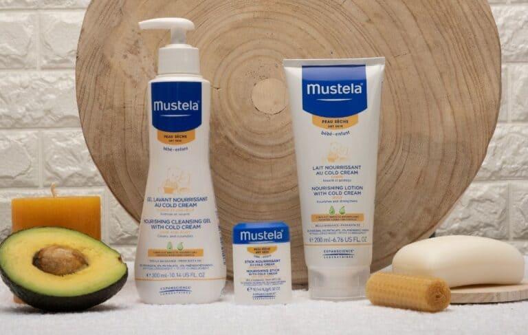 hidratantes mustelas